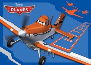 Dětský koberec Letadla Dusty 95 x 133 cm