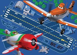 Dětský koberec Letadla Airborne 95 x 133 cm