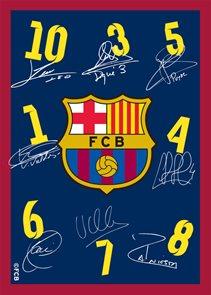 Koberec FC Barcelona 02 95 x 133 cm