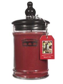 Exkluzivní vonná svíčka Spiced Cider velká