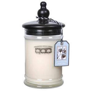 Exkluzivní vonná svíčka White Cotton velká