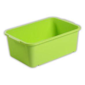 Uložný box zelený 4 L