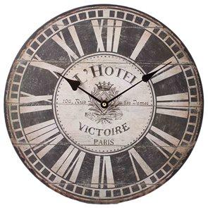 Hodiny Hotel Victoire 34 cm