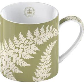 Porcelánový hrnek Fern zelený
