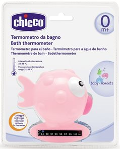 Chicco Teploměr rybička růžová