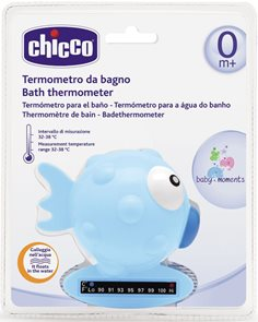 Chicco Teploměr rybička sv. modrý