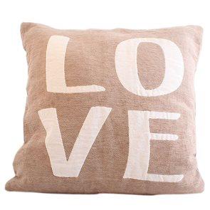 Návlek na polštář - LOVE