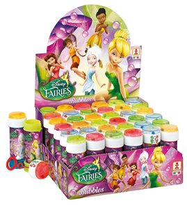 Bublifuk Disney Faires 60 ml