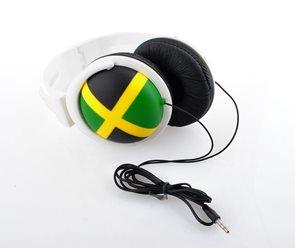 Cestovní sluchátka Jamaica Reggae