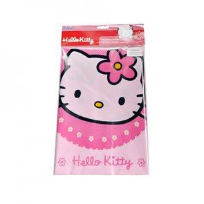Párty ubrus igelitový Hello Kitty 180 x 120 cm
