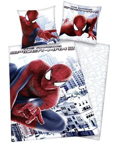 HERDING Povlečení Spiderman Amazing bavlna 140x200 70x90