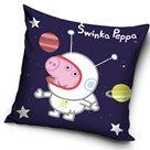 Polštářek Prasátko Peppa - George Astronaut