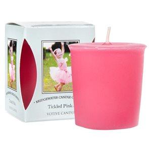 Votivní vonná svíčka Tickled Pink