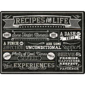 Skleněné krájecí prkénko Recipes