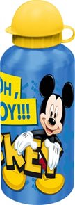 Hliníková láhev Mickey modrá