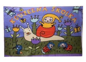 Dětská deka Kouzelná školka