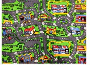 Dětský koberec City Life 140 x 200 cm