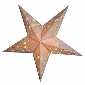 Stínidlo na světlo Adventní hvězda