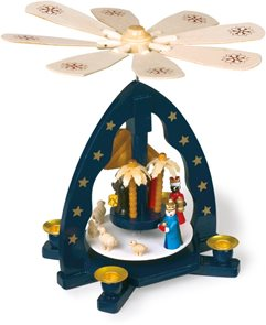 Vánoční pyramida Jesličky
