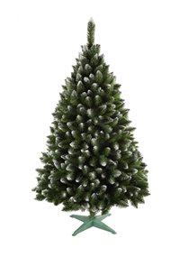 Umělý vánoční stromek Jedle zasněžená 160 cm