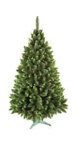 Umělý vánoční stromek Jedle LUX světle zelená 250 cm