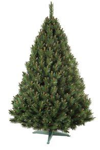 Umělý vánoční stromek Borovice 160 cm