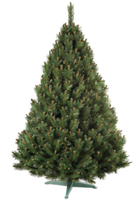 Umělý vánoční stromek Borovice 250 cm