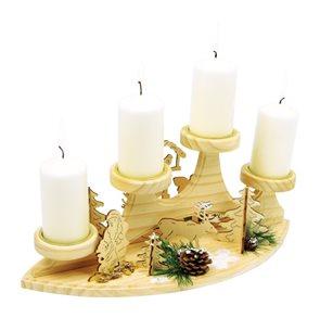 Stojan na svíčky Zima