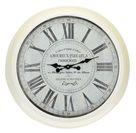 Dekorační hodiny White  pr. 70 cm
