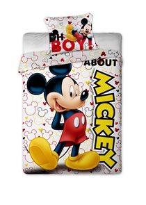 Dětské povlečení Mickey mikro 140x200cm