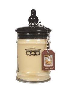 Exkluzivní vonná svíčka Vanilla Cream malá