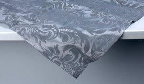 Běhoun s ornamenty Grau 180 x 40 cm