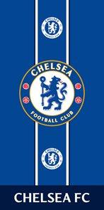 Osuška FC Chelsea 140 × 70 cm