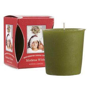 Votivní vonná svíčka Mistletoe Wishes