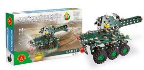 Malý konstruktér - CADET Tank (Armáda)