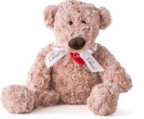 Medvěd Lumpin s mašlí, malý 33 cm