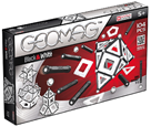 Geomag Black & White 104 dílů