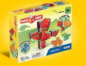 Magicube - Dinosauři, 7 kostek