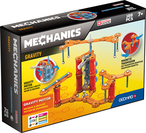 Geomag Mechanics Gravity 169 dílů