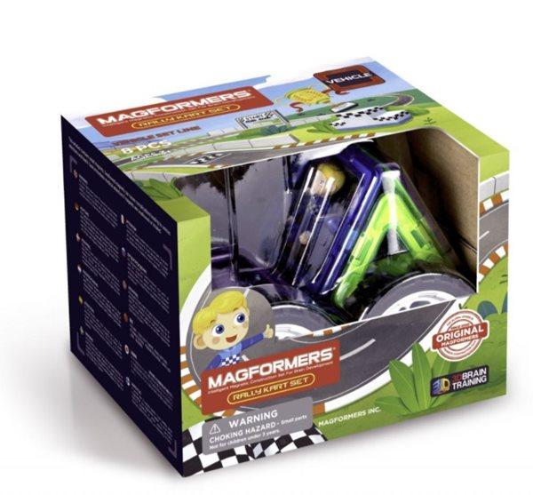 Magformers - Motokára
