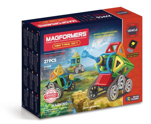Magformers Mini Tank, Doprava zdarma