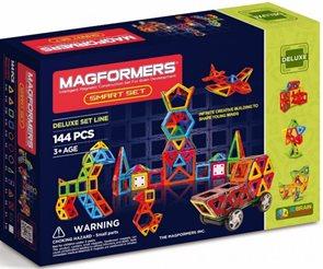Magformers - Smart set ( 144 dílků)