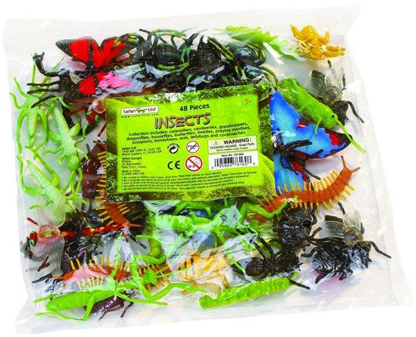 Hmyz - velké balení - Safari Ltd.