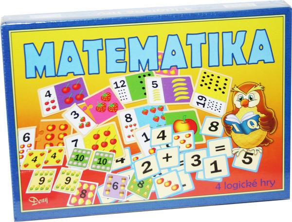 Matematika společenská hra