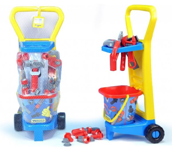 Vozík s nářadím Wader