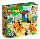 LEGO DUPLO 10880 Jurský svět T. rex a věž