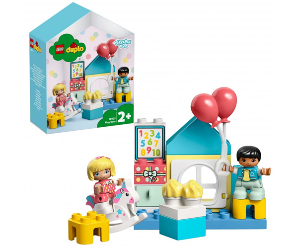 LEGO DUPLO Town 10925 Pokojíček na hraní