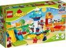 LEGO DUPLO 10841 Zábavná rodinná pouť- DUPLO LEGO Town