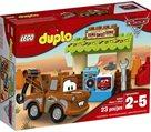 LEGO DUPLO Disney Cars 10856 Burákova garáž