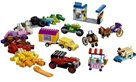 LEGO Classic 10715 Kostky na kolečkách, věk 4- 99 let